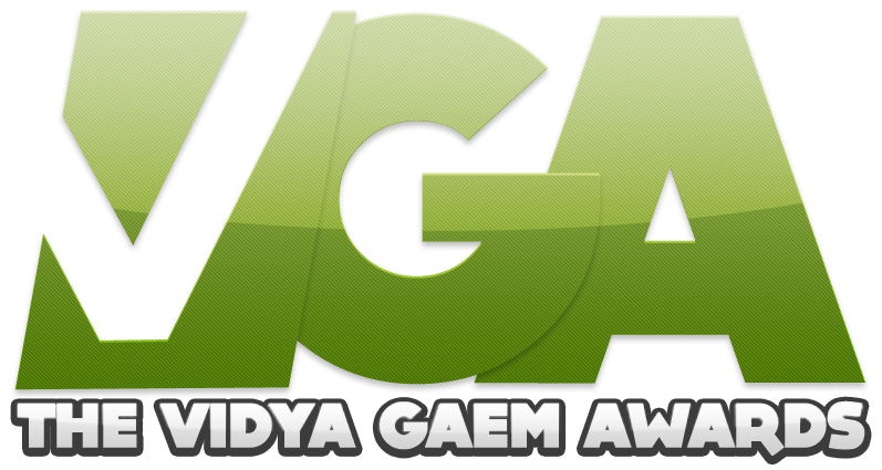 Logo of the Vidya Gaem Awards